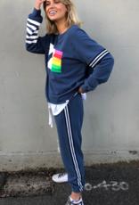 Cat Hammill Retro Sweat Pant (N)