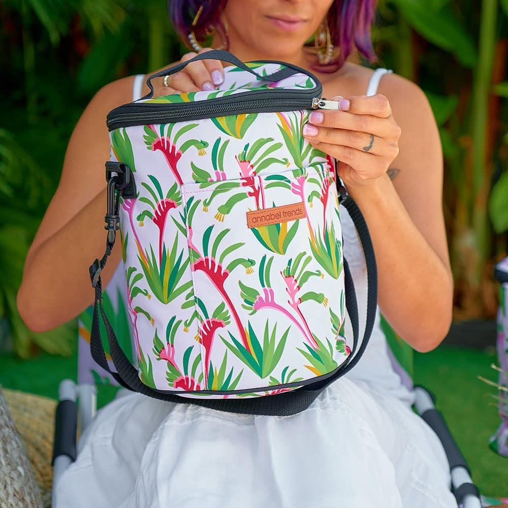 Annabel Trends Picnic Cooler bag Barrell