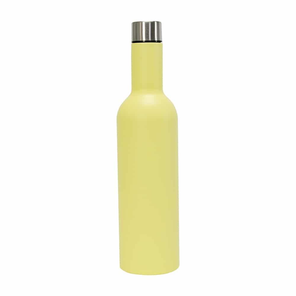 Annabel Trends Wine Bottle Stainless NEW
