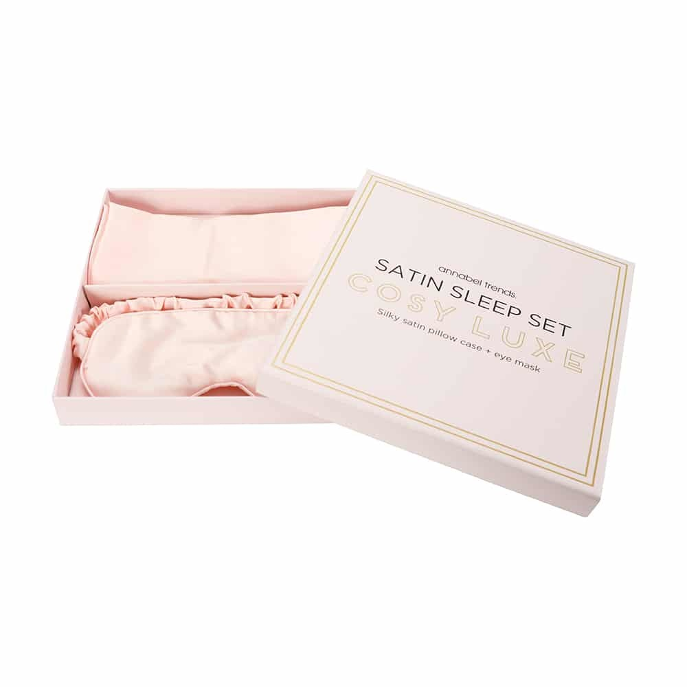 Annabel Trends Sleep Set Cosy Luxe Boxed