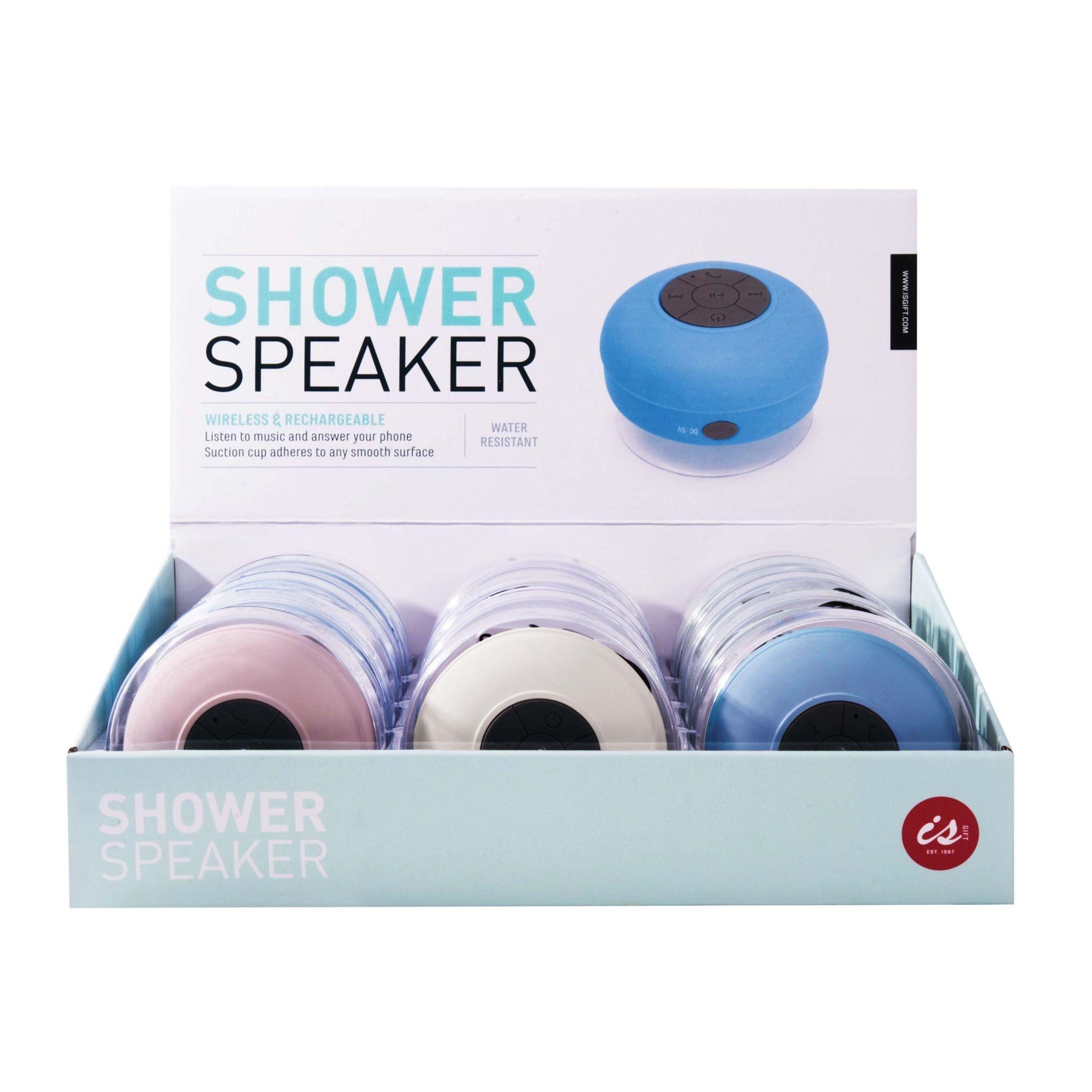 Albi Wireless Shower Speaker