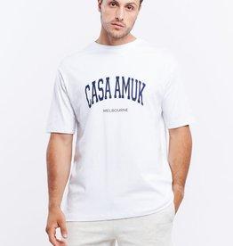 Casa Amuk Varsity tee White