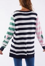 Elm Sylvie Stripe Knit
