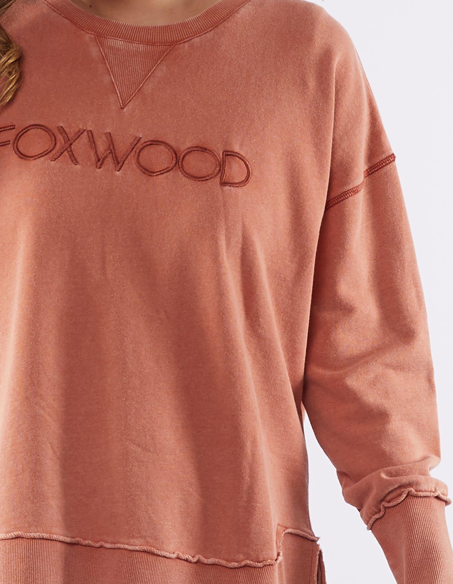 Foxwood Simplified Crew Rust
