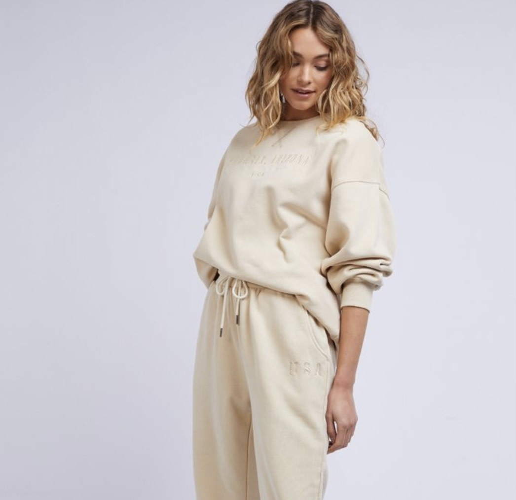 All About Eve Phoenix Crew Natural (K)