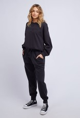 All About Eve Phoenix Crew Washed Black (K)