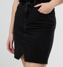 All About Eve Blair Split Skirt (K)
