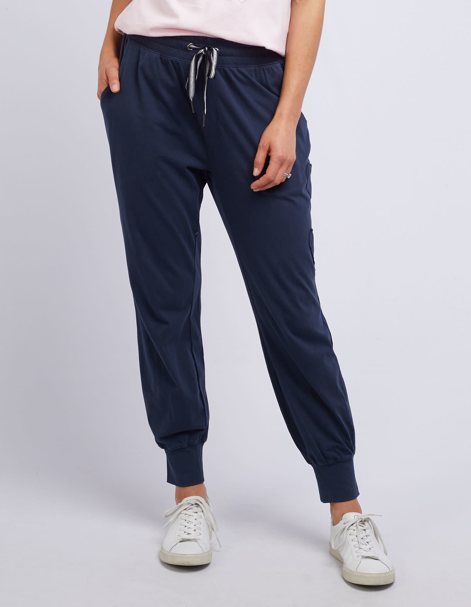 Elm Heart to heart Pant Navy