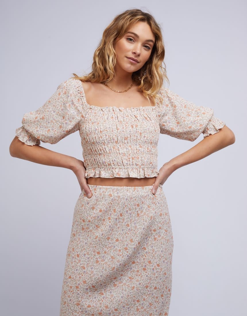 All About Eve Ivy Top (K)