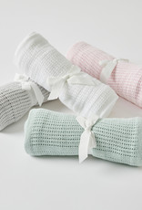 Pilbeam Living Cotton Cellular Blanket