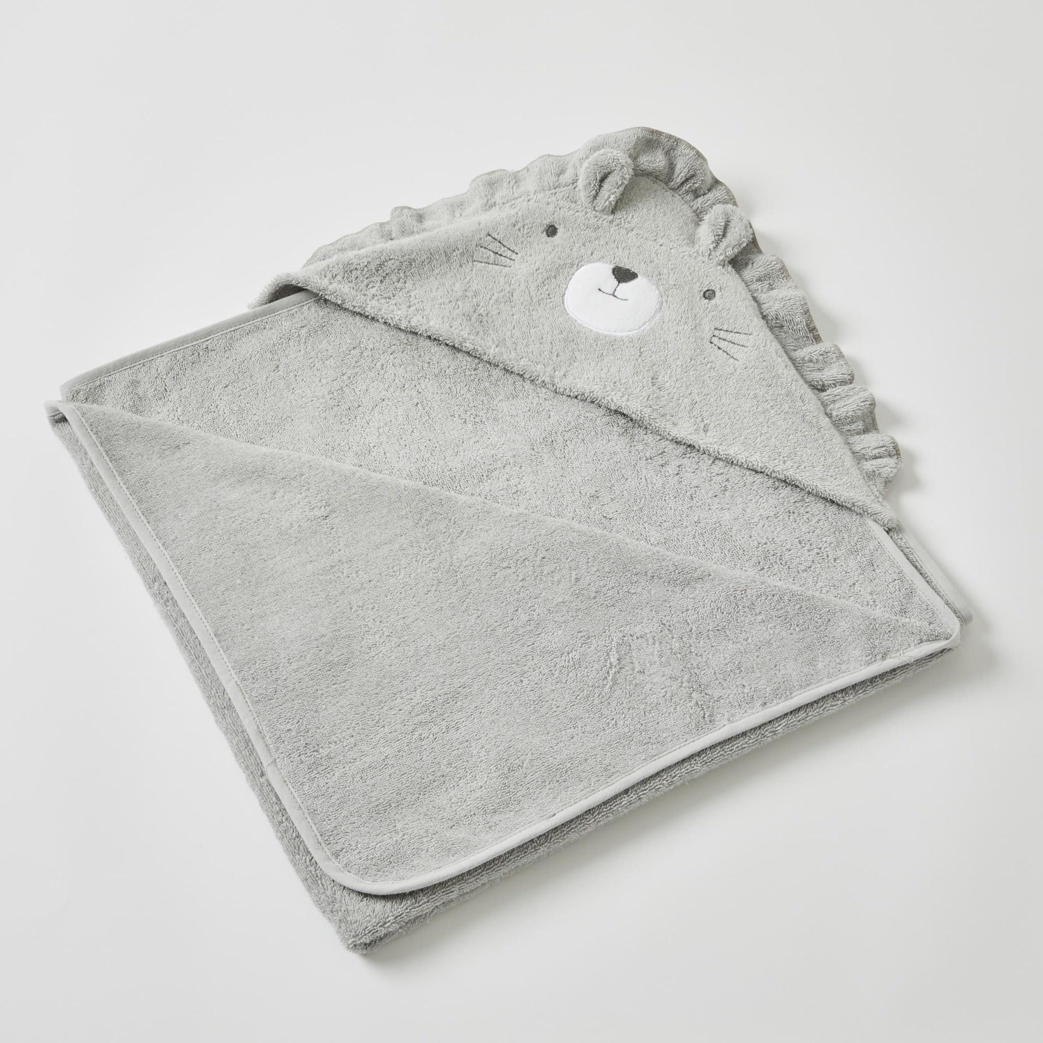 Pilbeam Living Edgar Lion Hooded Towel