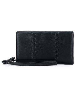 Black Caviar Iztech Black Wallet