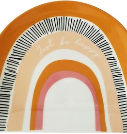 Urban Products Just Be Happy Trinket Dish