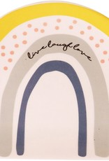 Urban Products Live Laugh Love Trinket Plate