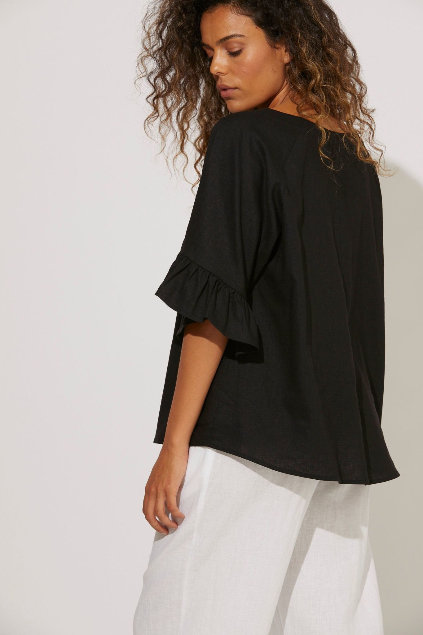 Haven Nevis Relaxed Top OS