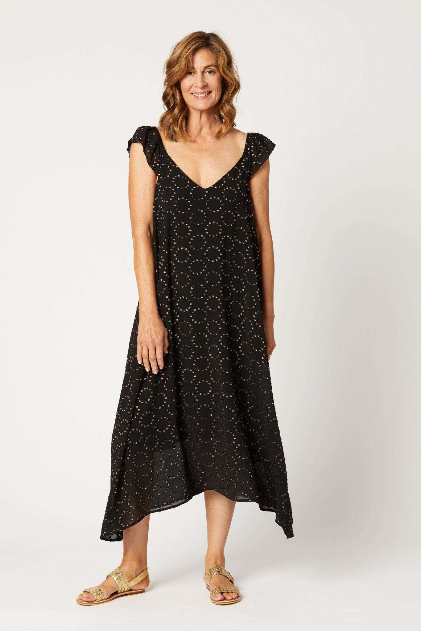 Eb & Ive Eden Maxi Dress