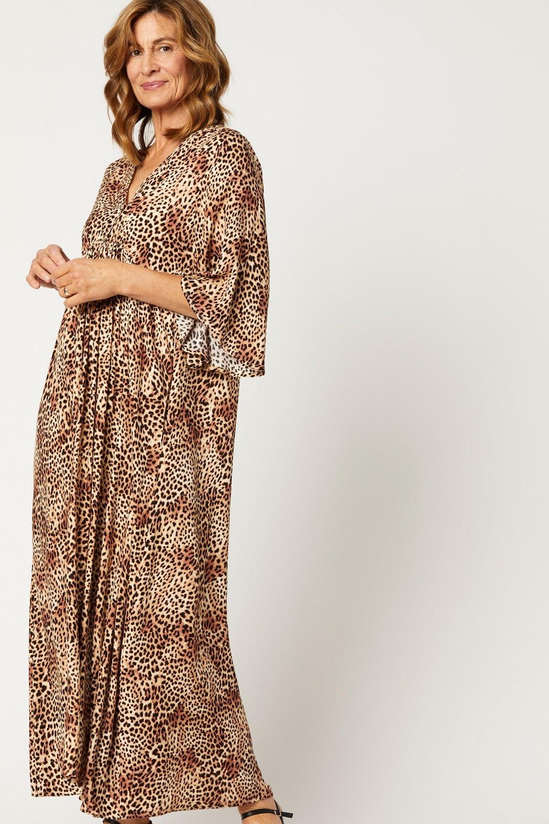 Eb & Ive Amazonia Maxi Dress OS