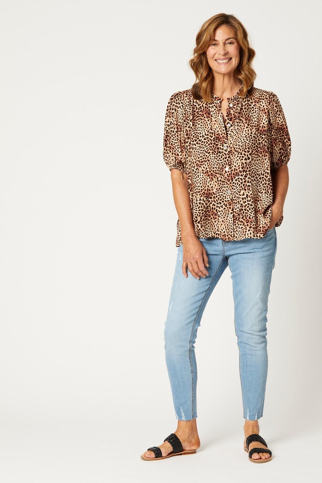 Eb & Ive Amazonia Shirt