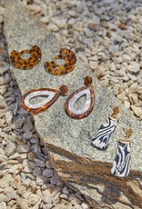 Eb & Ive Tribal Earrings