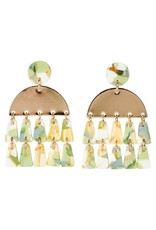 Eb & Ive Villager Drop Earring