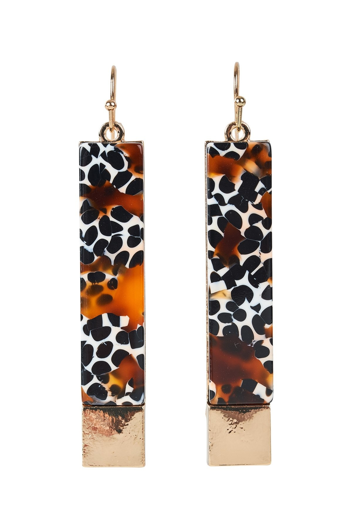 Eb & Ive Villager Pin Earrings