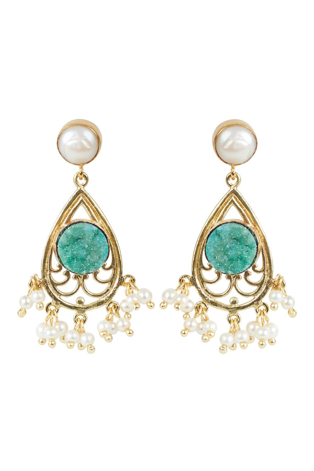 Eb & Ive Lustre Earring