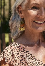 Eb & Ive Sunset Layer Earring