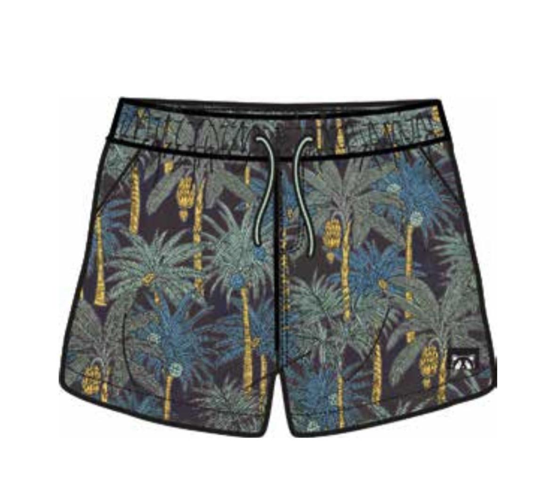 Animal Crackers Coconut Shorts