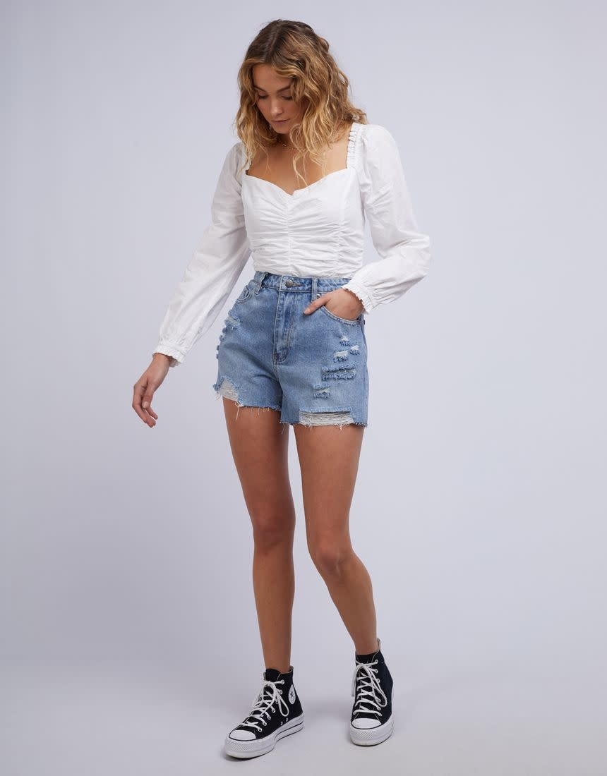 All About Eve Peggy Top (K)