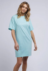 All About Eve Essential Eve Tee Dress - Mint (K)