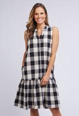 Foxwood Yarra Check Dress