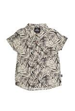 Animal Crackers Midnight Palms Shirt