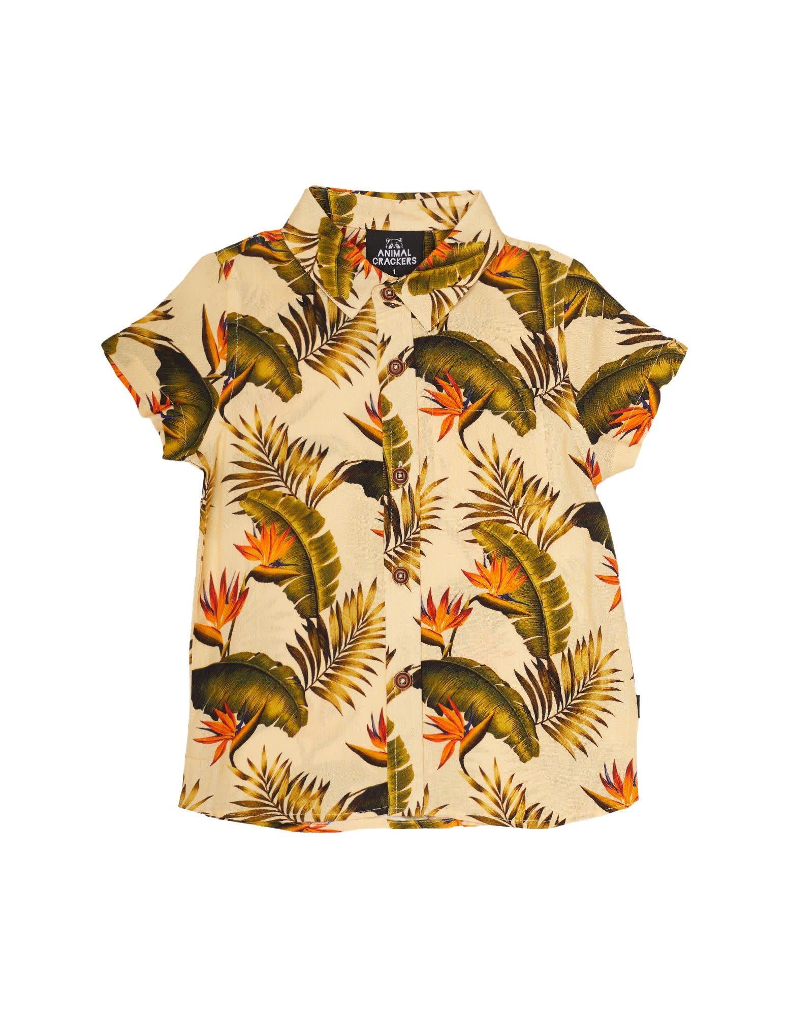 Animal Crackers Pacific SS Shirt