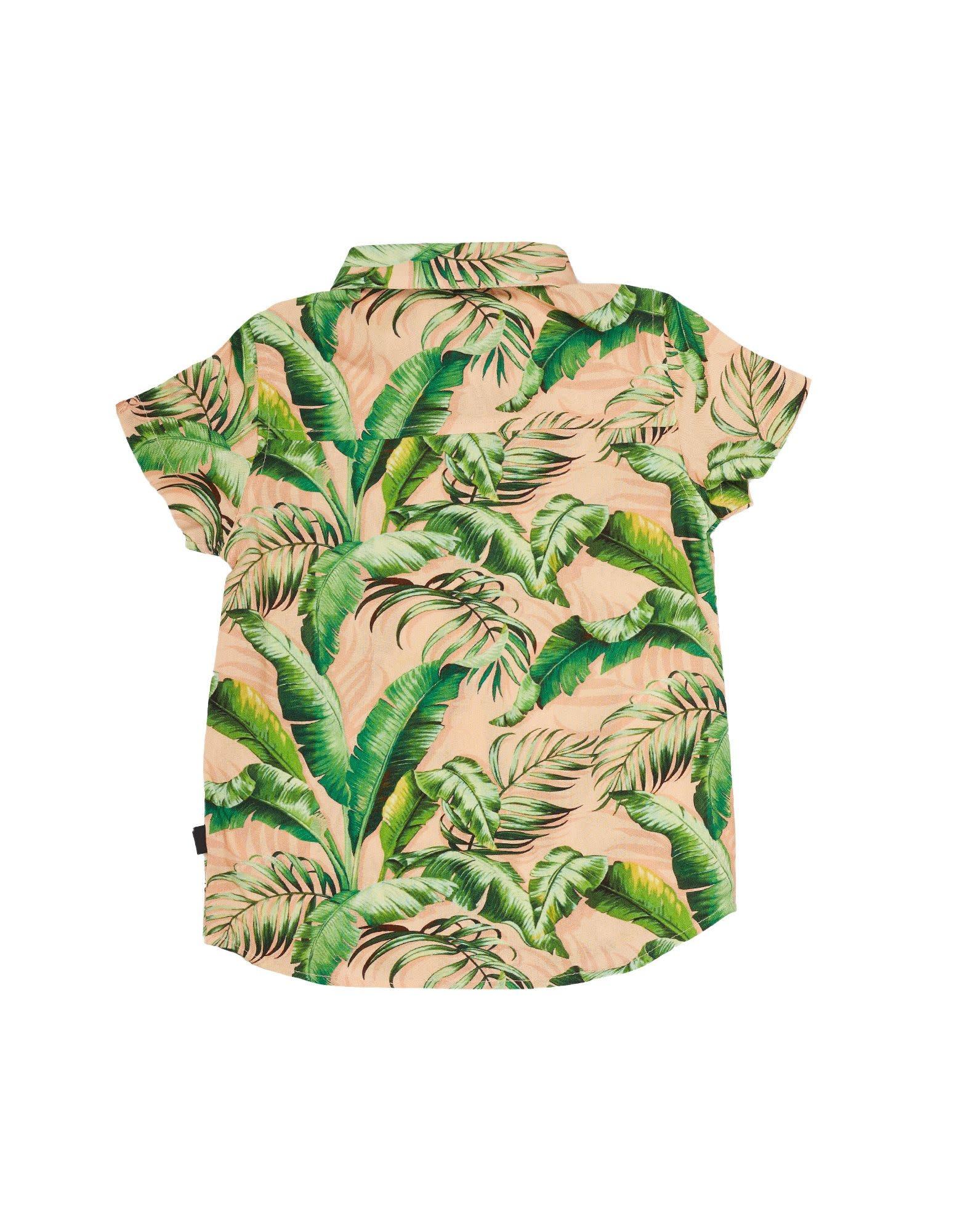 Animal Crackers Sunset SS Shirt