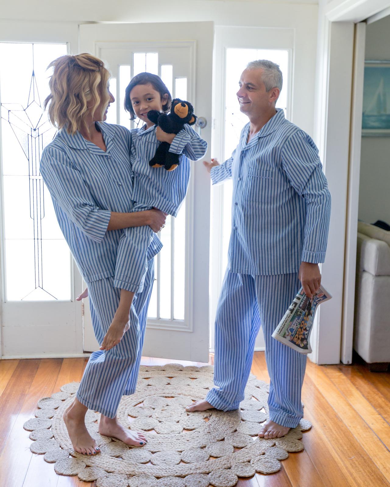 Linens Unlimited Kids Stripe PJ Set