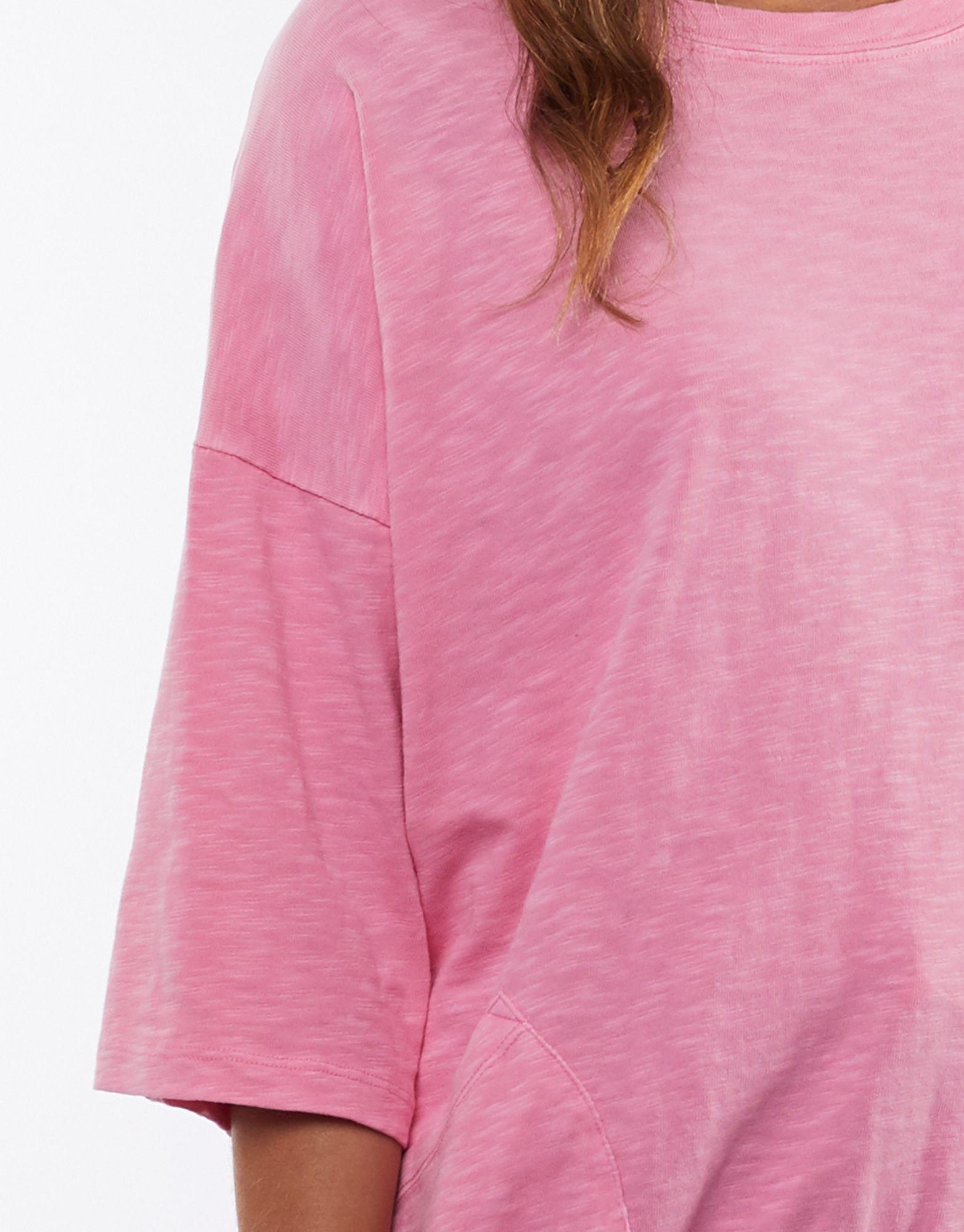 Elm Fundamental Mazie Sweat (Bright Pink)