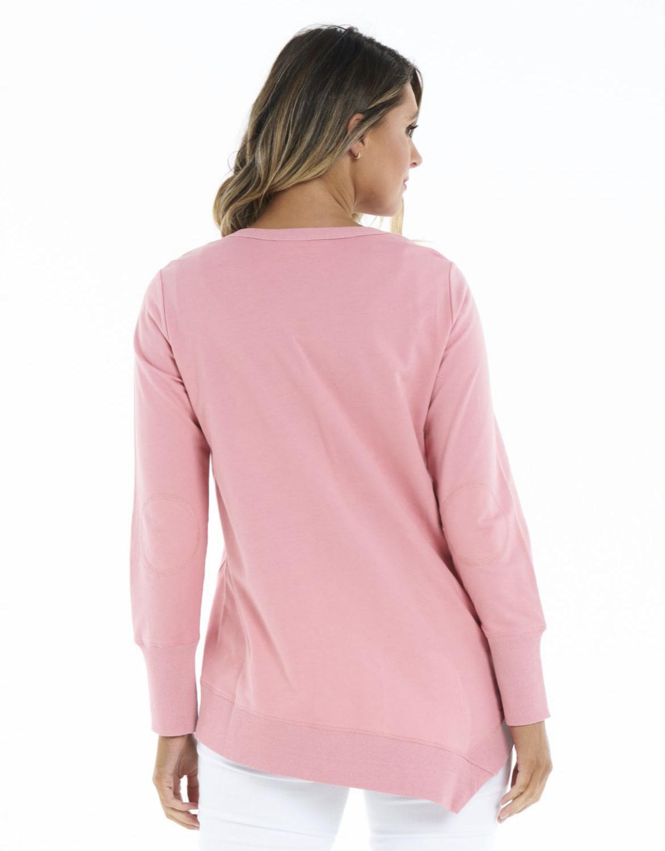 Betty Basics Dolly Sweat (Salmon Pink)