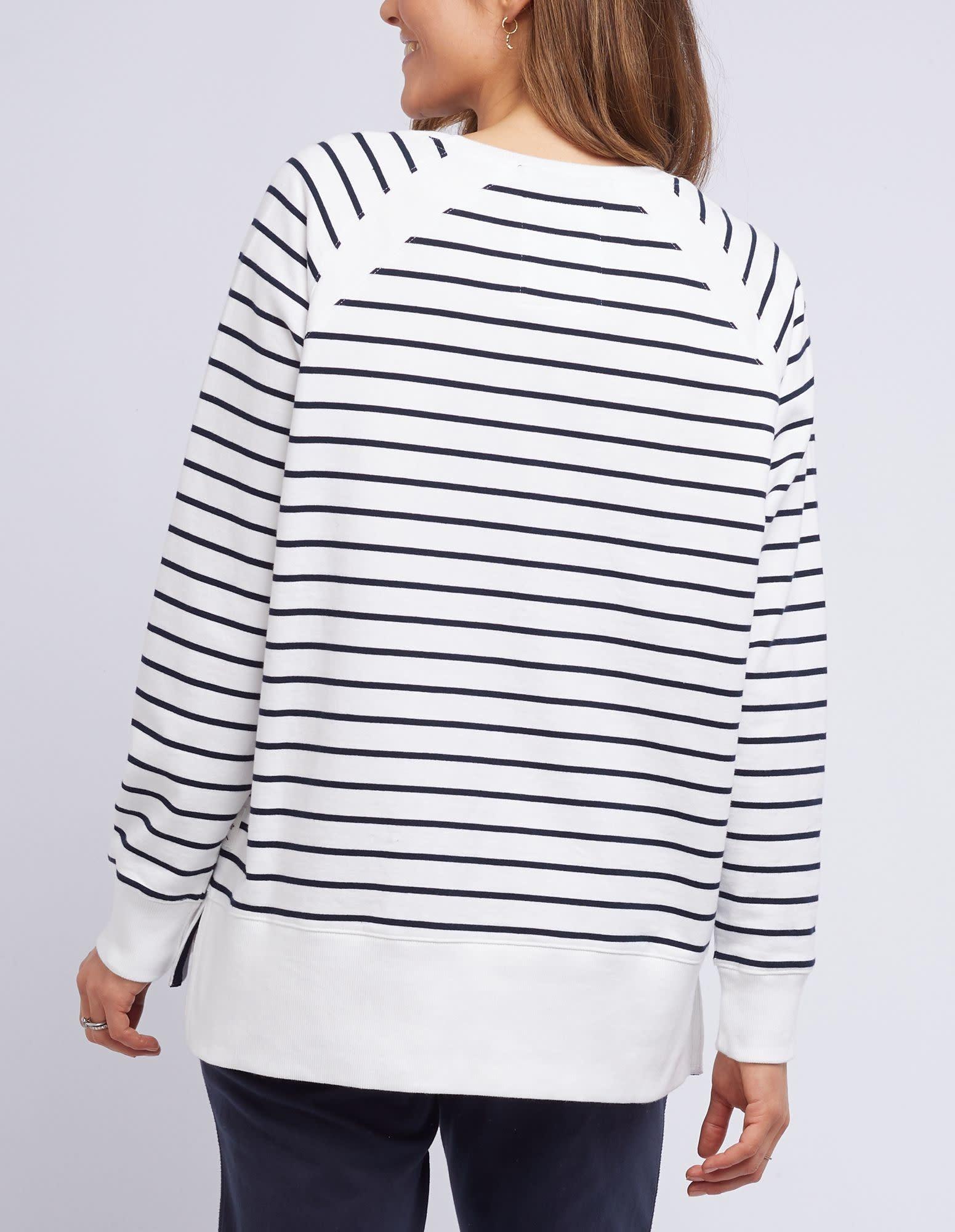 Elm Sydney Crew Stripe
