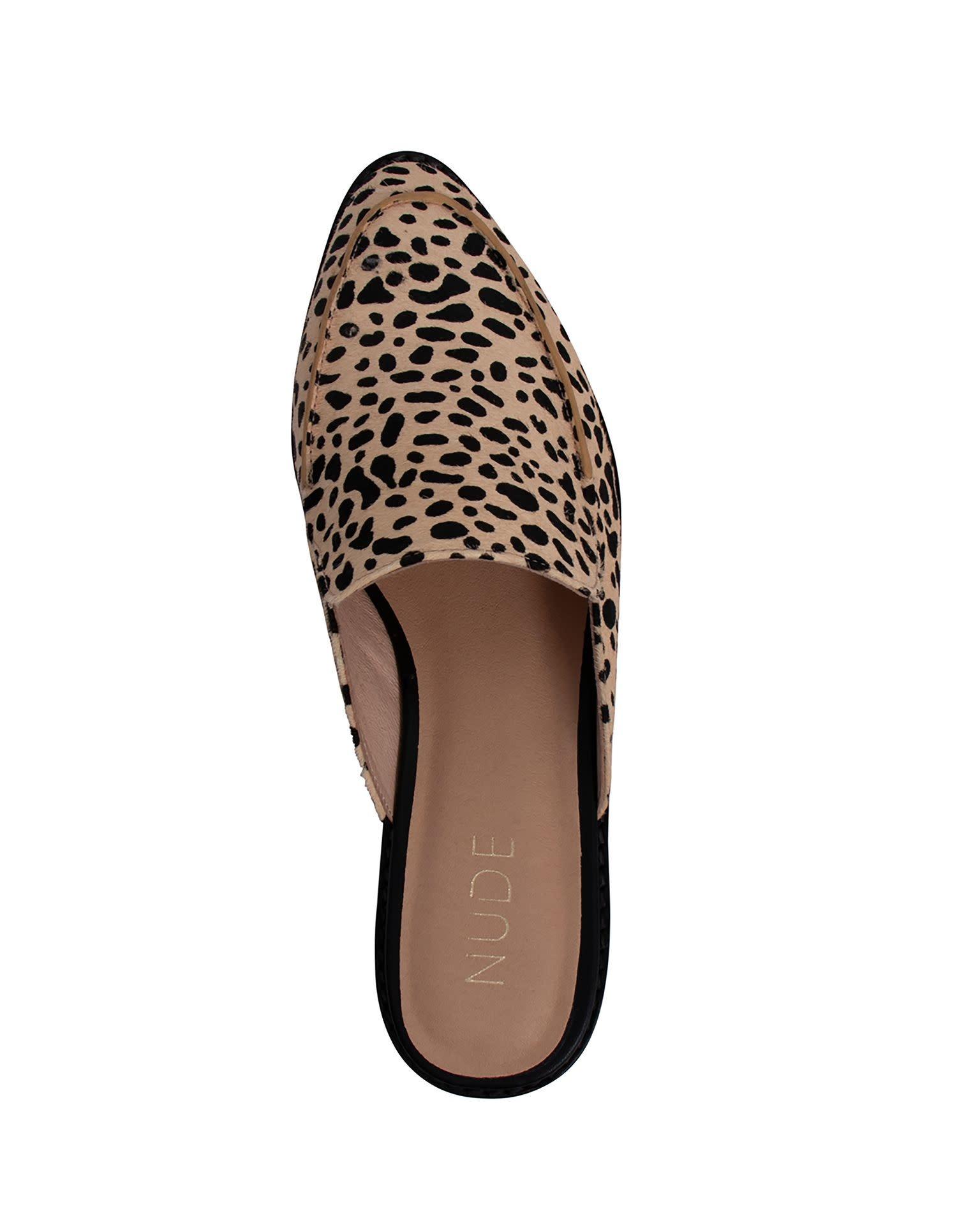 Nude Shoes Gina Slide
