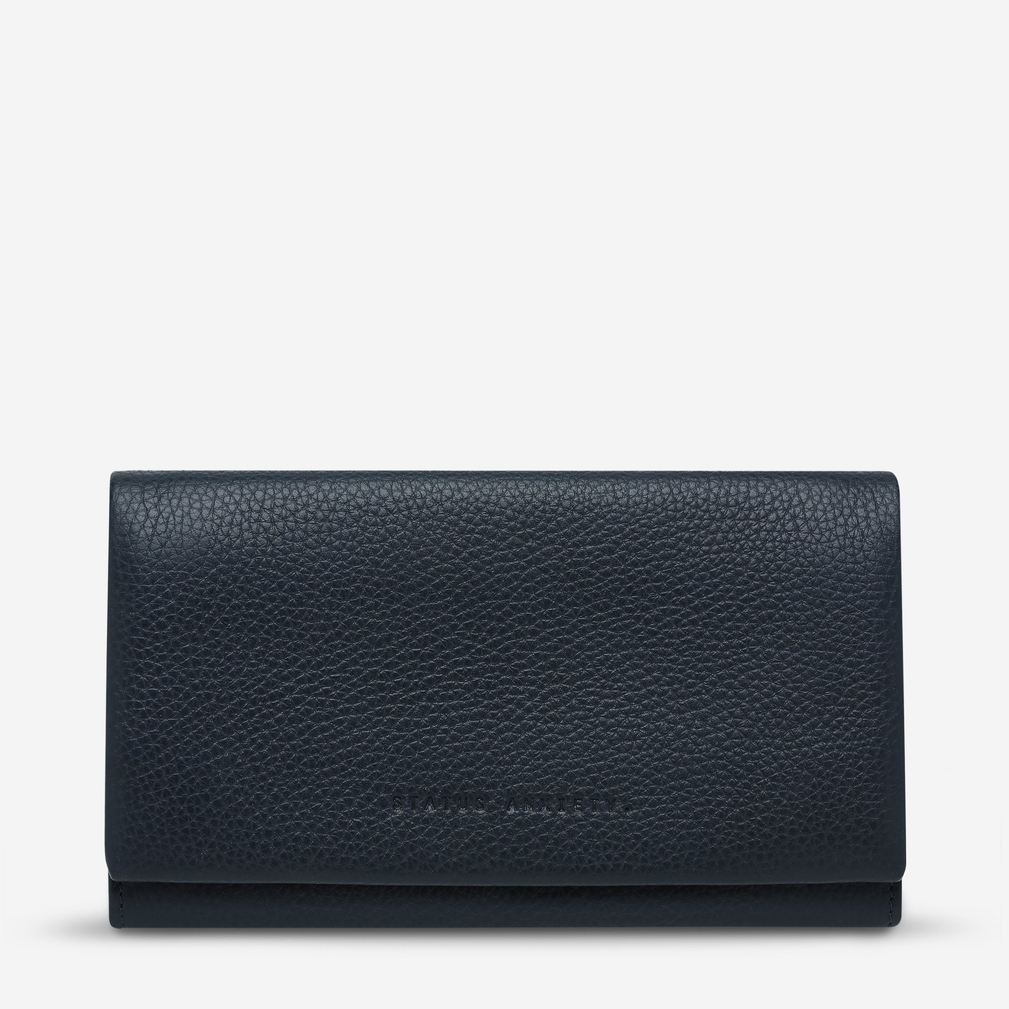 Status Anxiety Nevermind Wallet