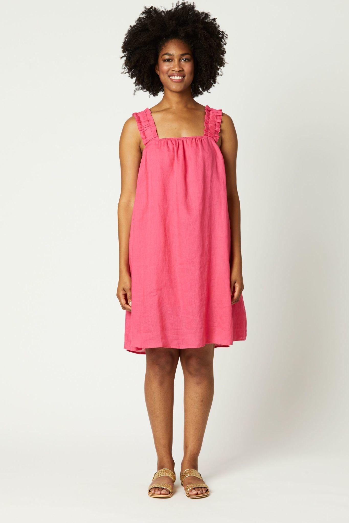 Eb & Ive Nala Midi Dress