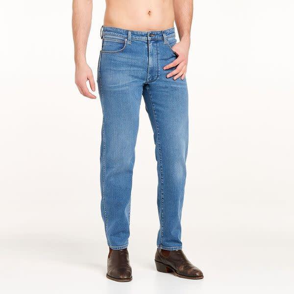 Wrangler Wrangler Slim/Straight Jean Double Rinse