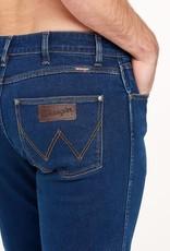 Wrangler Wrangler Slim Straight Jean Washed Stone