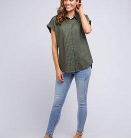 Foxwood Tamara Shirt (Khaki)