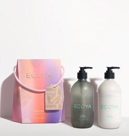 Ecoya Wash & Lotion Set Lotus Flower