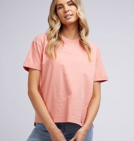 All About Eve AAE Washed Tee (Peach)