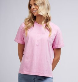 All About Eve AAE Washed Tee (Pink)