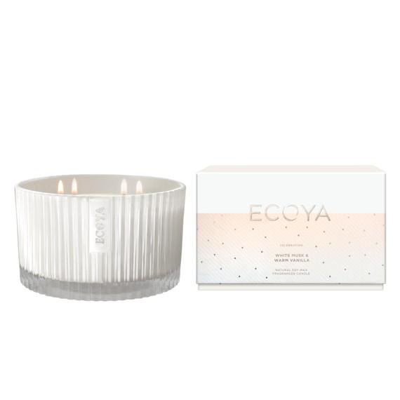 Ecoya Celebration With Love Candle Extra Large
