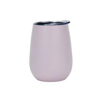 Annabel Trends Watermate Stainless Steel Wine Cup Pink
