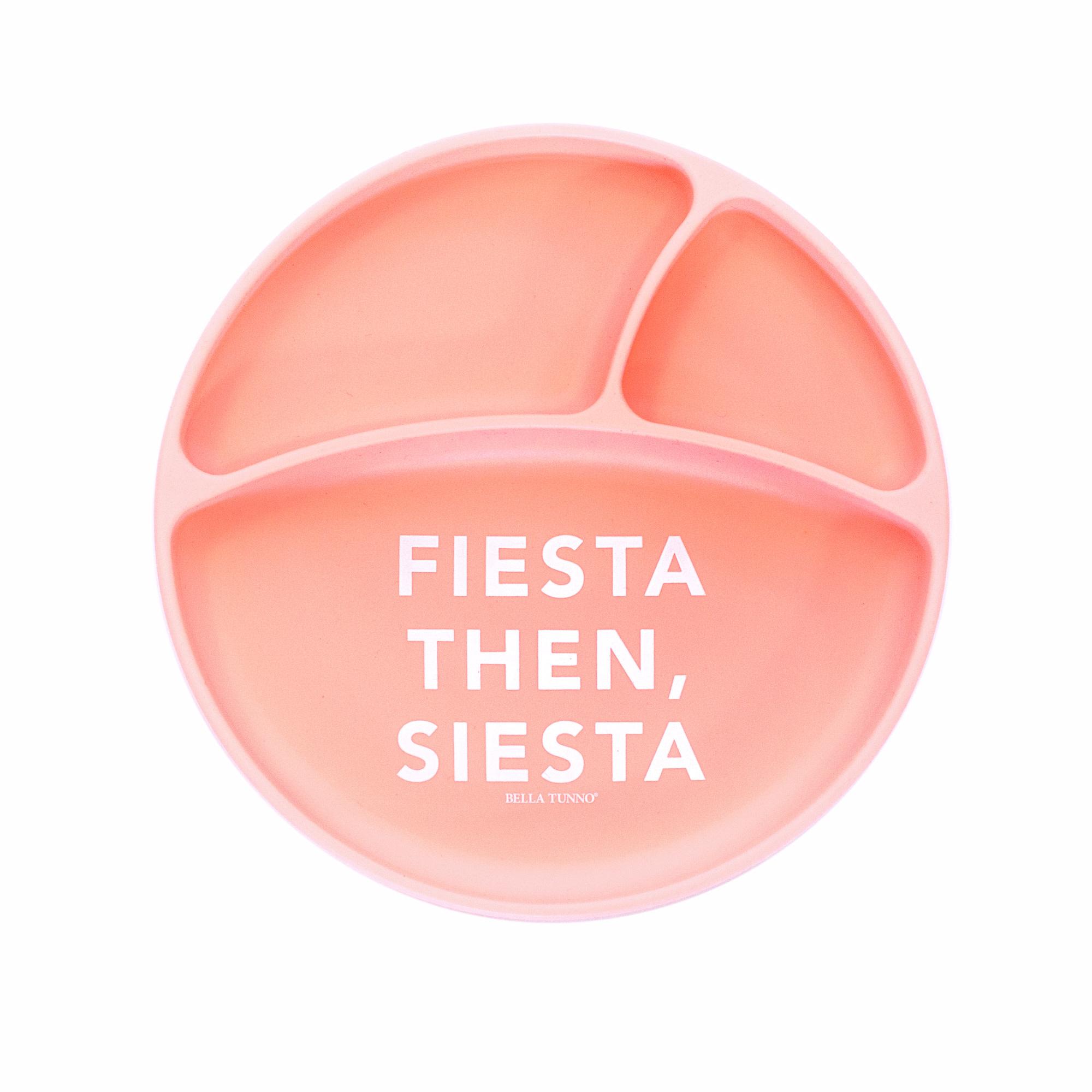 Wonder Plate - Fiesta Then Siesta